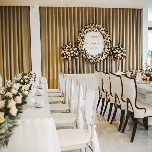 Jolie Mai wedding cung cap dich vu mam qua cuoi hoi trang tri gia tien ngay cuoi  trang tri tiec cuoi dep o nha trang khanh hoa